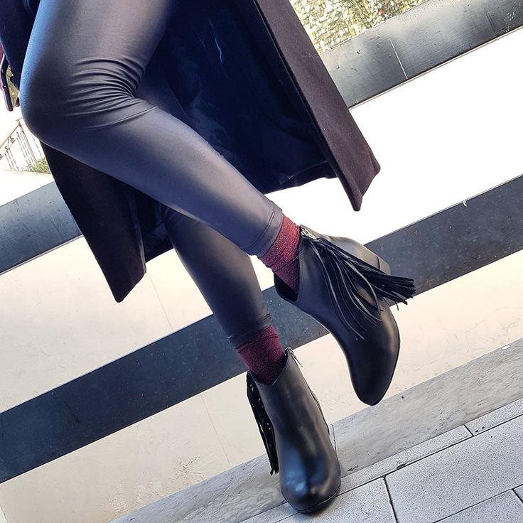 Chic Shoes |   Stivaletto Zeppa interna