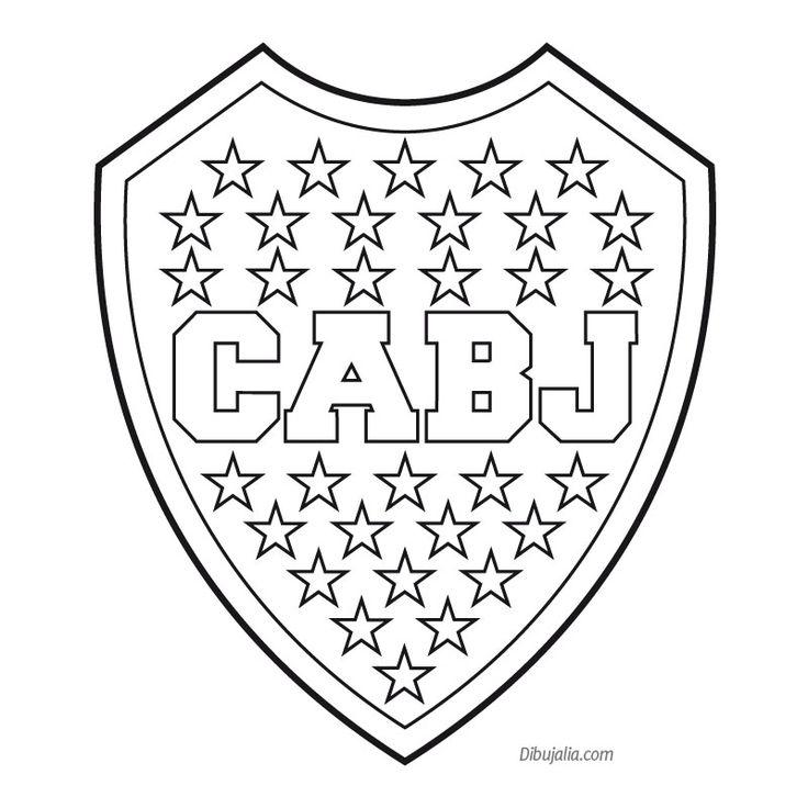 Escudo Boca Juniors                                                                                                                                                                                 Más
