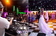 As professional wedding specialist, we offer a professional DJ service at reasonable rates. Ideal for your wedding, birthday or corporate event.