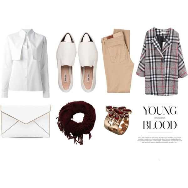 """Clean"" by monikazajac on Polyvore"