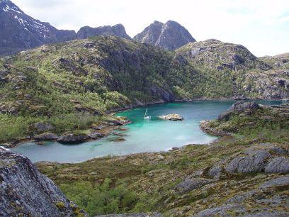 Hamarøy: sporo nad Bodø (w drodze powrotnej z lofotow)