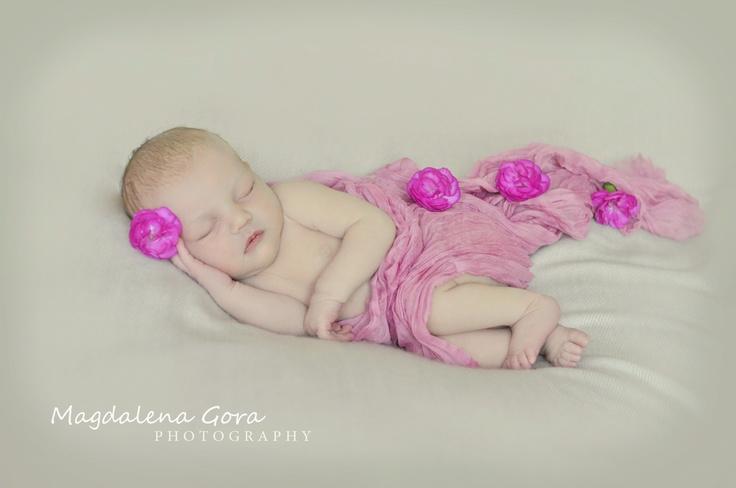 baby girl Rose