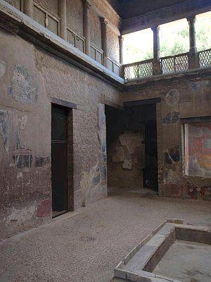 Pompei - casa #sannita: