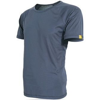 JOZSI Mens Quick-dry Outdoor Solid Color Round Neck Tees Sports Running Casual Short Sleeve T-shirt at Banggood