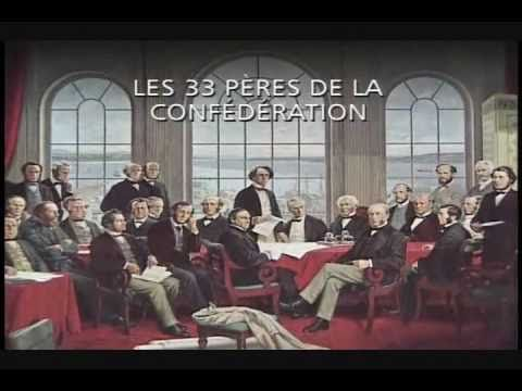 Histoire du Québec 18 - La Confédération de 1867 - YouTube