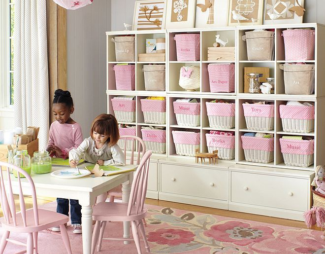 Pottery Barn Kids Cameron Wall System
