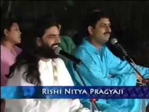 Lambodara Hey Vigneshwara - bhajan by Rishi Nityapragya