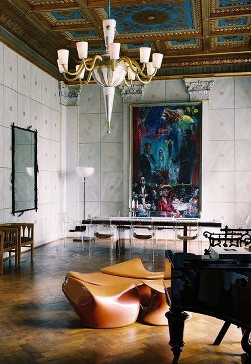 7 best villa jako images on pinterest karl lagerfeld for Interior designer hamburg