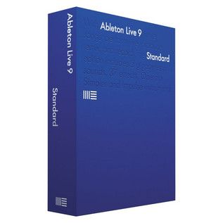 Ableton Live 9 Standard Music Software - Education at Gear4music.ie