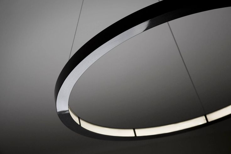 Led Pendant lamp | Black lamp | Oleant