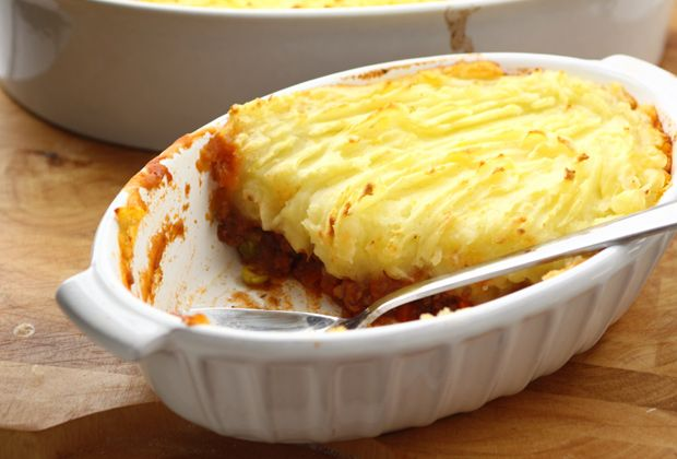 Keith Richard pitéje (Shepherd's Pie)