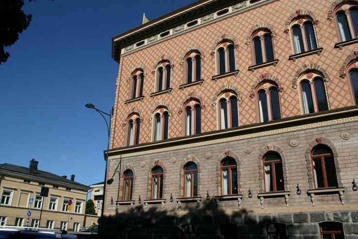 Markus Nikkilä Photoshooter86 - Old architecture in city of Pori in west coast
