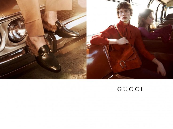 First Look: Gucci Fall/Winter 2015 Campaign
