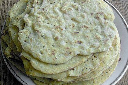 Mais-Tortillas (glutenfrei)