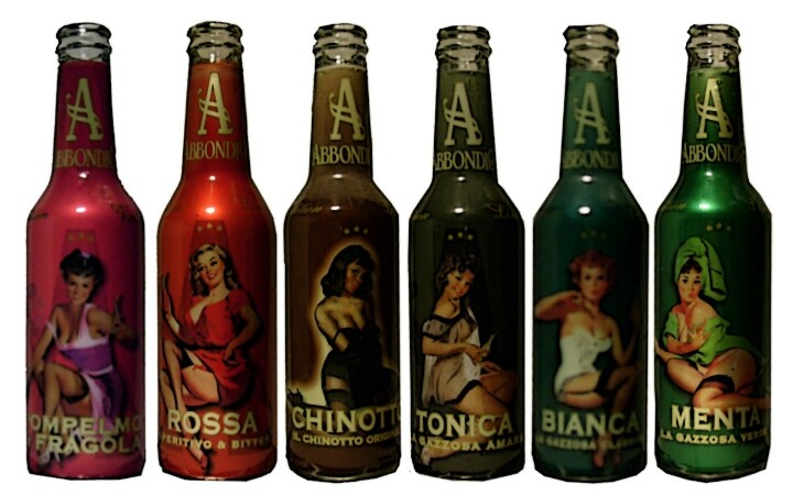 Varie bottiglie vintage