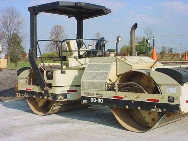 Ingersoll Rand Compaction Equipment    http://www.rockanddirt.com/equipment-for-sale/INGERSOLL-RAND/compaction-equipment