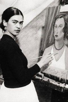 Miami Style Scene: Frida Kahlo's Fabulous Art and Fashion