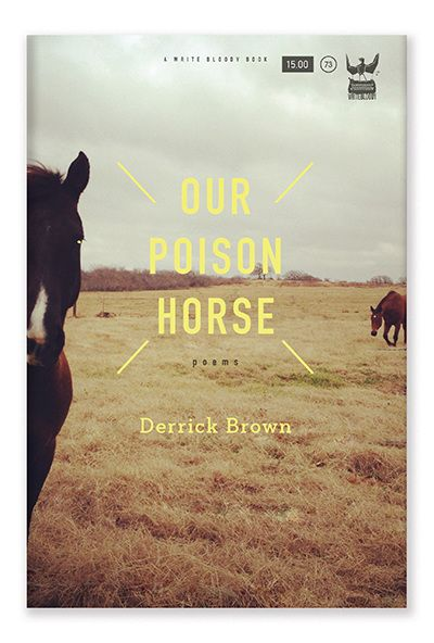 Book Cover Designs: Our Poison Horse - Jennifer Heuer
