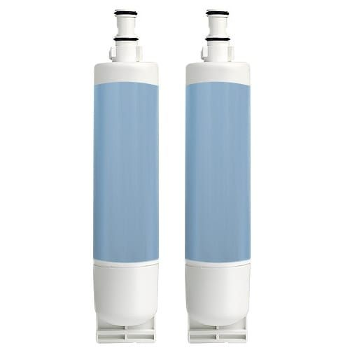 Aqua (Blue) Fresh Replacement Water Filter for Kenmore 51522 / 51524 Refrigerator Models (2pk) AquaFresh