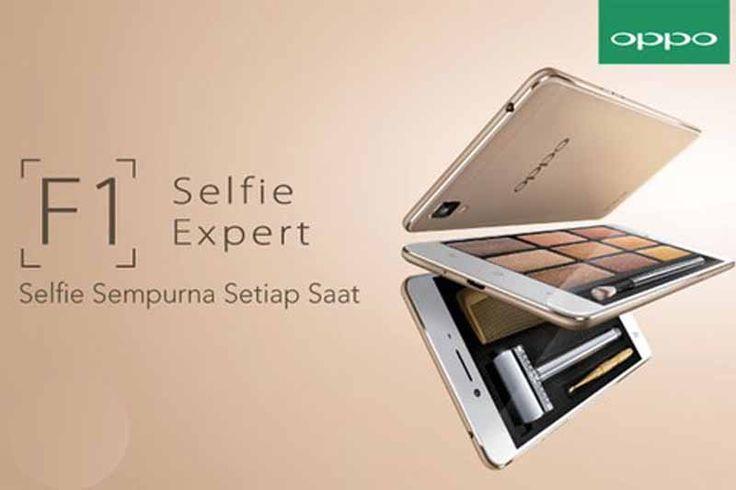 Spesifikasi Harga Oppo F1s RAM 3 GB Kamera Selfie 16 MP Dual SIM @Ponsel