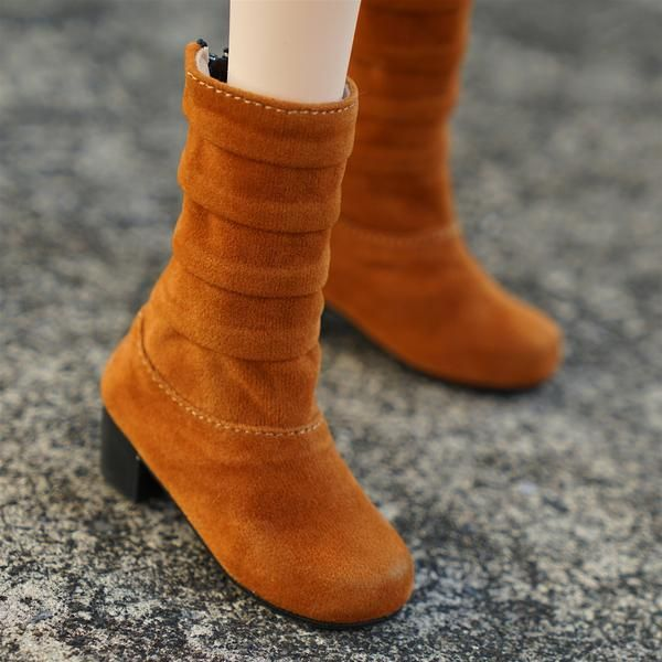 Fold Boots (Tea)