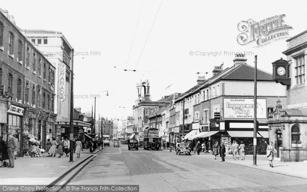 14 best streatham history beresford residential images on pinterest south london high road for Tooting broadway swimming pool