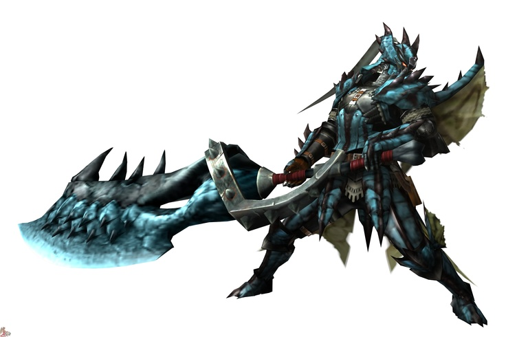 Weapon Controls for Monster Hunter 3 Ultimate (MH3U)