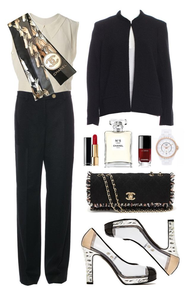"""""""Just Enough Coco"""" by afifahafifa on Polyvore featuring Chanel"""