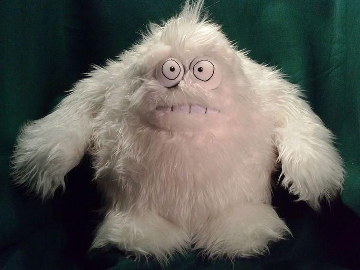 Saks Fifth Avenue Yeti Plush Stuffed Animal Abominable