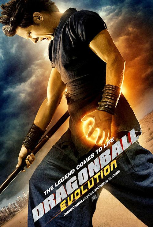 Dragonball Evolution 【 FuII • Movie • Streaming