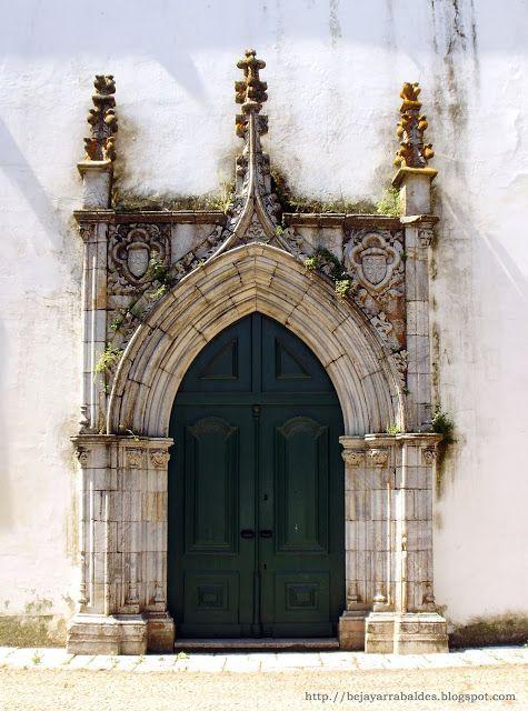 Beja y Arrabaldes: Portas de Beja - 2011 - Real Mosteiro de N. Sra. da Conceição