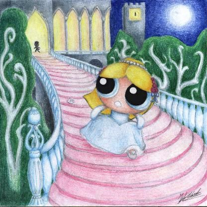Cinderella Bubbles By Puffheadz On Deviantart Powerpuff