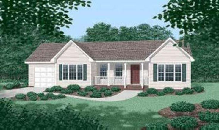 Plan 66-123 - Houseplans.com