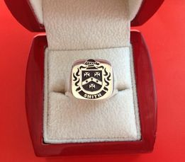 Smith family crest ring  #smith   #crestring