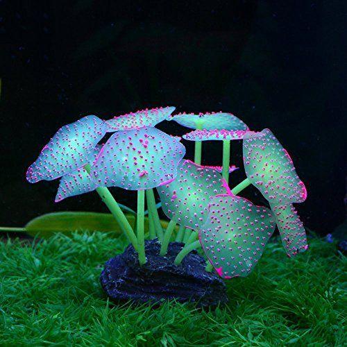 Saim Glowing Artificial Coral Ornament Aquarium Decor Fish Tank Decorations – My Aquarium Store