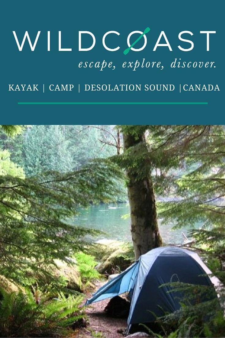 Wake up in the Wilderness and Kayak Every Day!