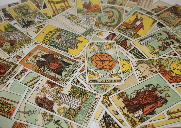 Free image on pixabay craft tarot divination rider