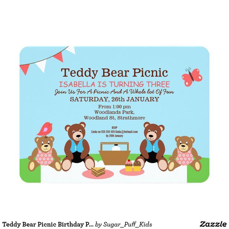 Best 25+ Teddy bears\' picnic ideas on Pinterest   Teddy bears ...