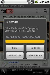 Download Free Youtube Videos On Your Android Device ~ Techno2know
