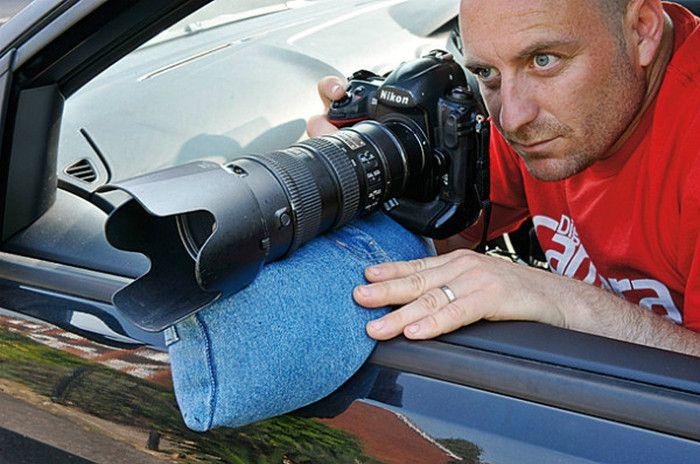 основу можно интересные фишки для фотографа него