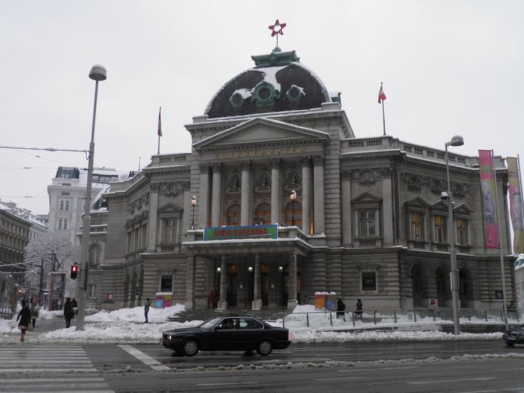 Volkstheater - Vienna