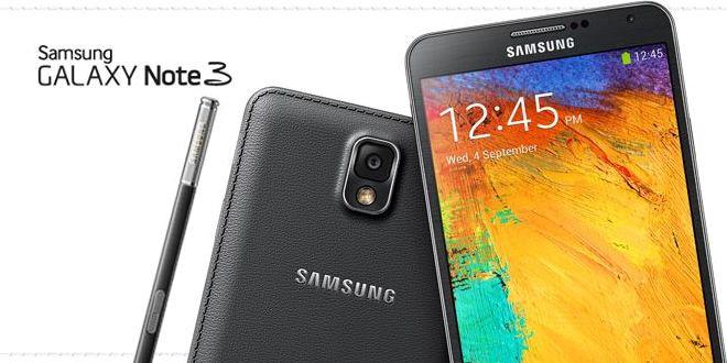 Samsungha elegido el IFA de Berlín para presentar su nuevo phablet, el Samsung Galaxy Note 3, uno de los productos más esperados en la feria. Este dispositivo es ideal para aquellas personas que quieren unificar la experiencia de un tablet y un teléfono. El dispositivo trae de serie Knox, una suite de aplicaciones de seguridad ...