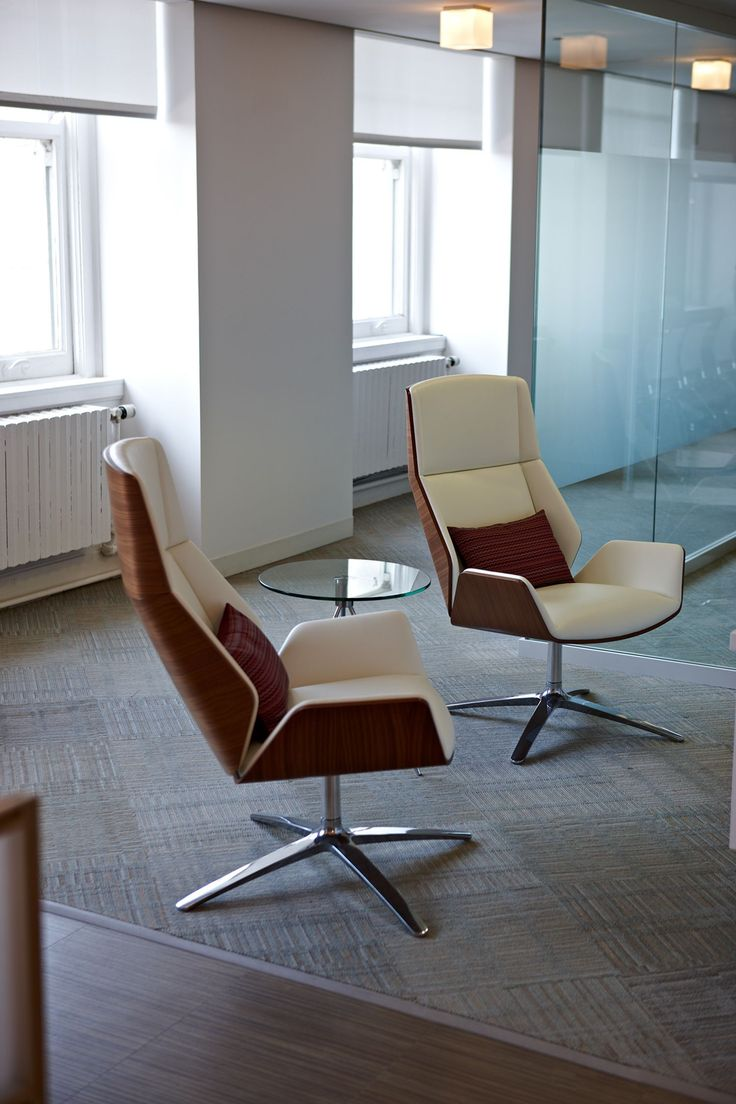 200 Series Boss Design Highback Lounge Chair : Products : Product Groups :  KI