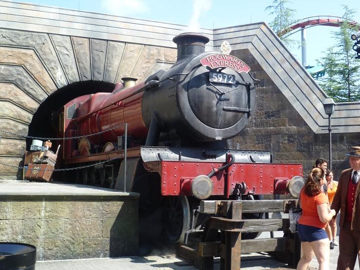 IOA Hogwarts Express