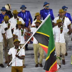 Designs of Young St.Kitts Designer Highlighted Among the Best at the Rio Olympics