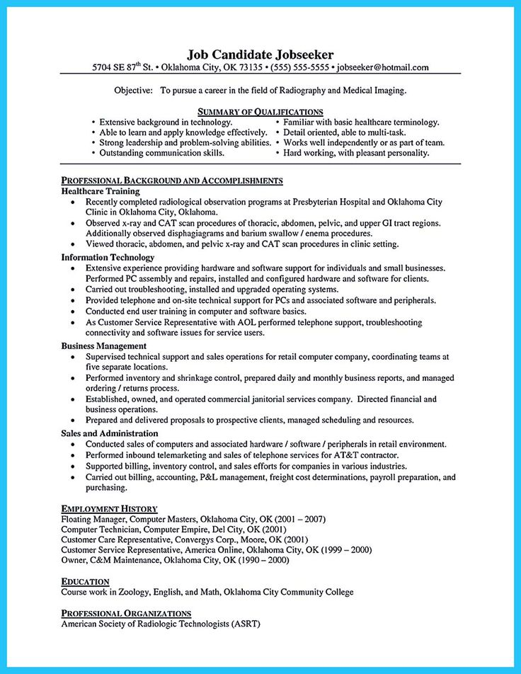 cool How to Make Cable Technician Resume That Is Really Perfect,