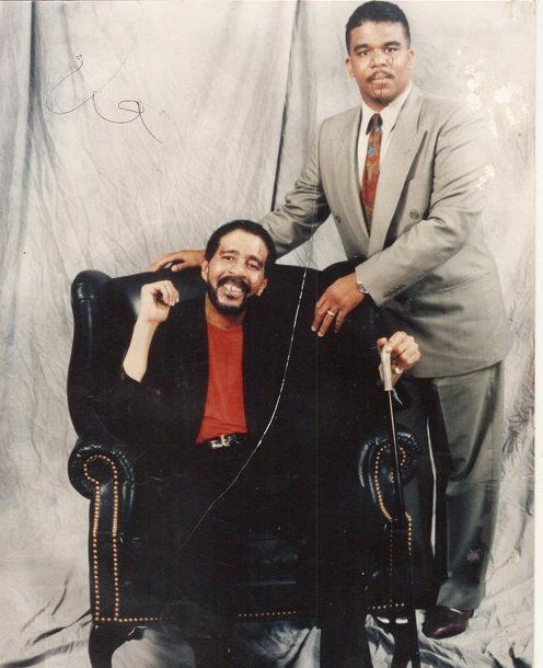 Richard Pryor Sr. And Richard Pryor Jr.