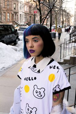 NEW YORK DOLL…MEL ANIE MARTINEZ | Lazy Oaf Journal
