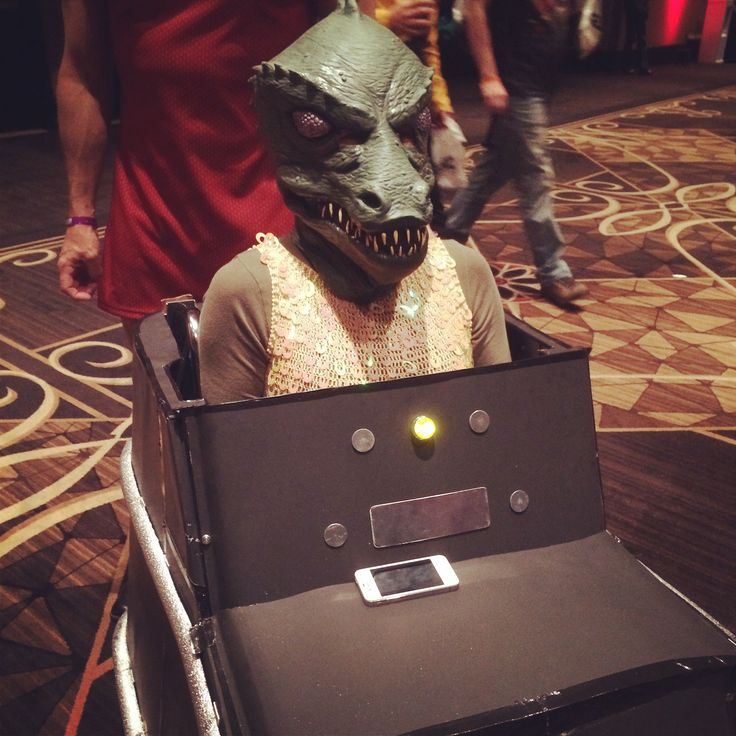 All The Boldest Cosplay From Star Trek Las Vegas 2014!