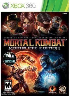 Mortal Kombat: Komplete Edition (Xbox 360)